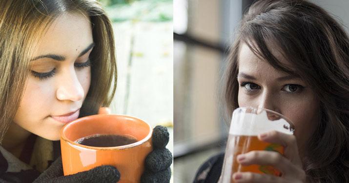 dricka öl varje dag