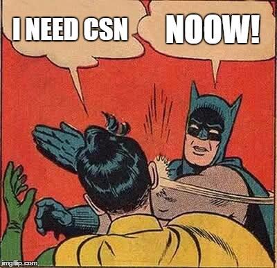 Student CSN